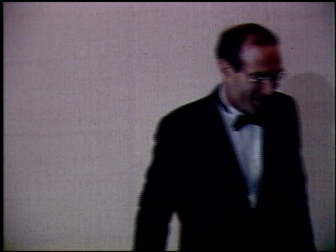 harry belafonte at the tel hashomer press conference at the beverly hilton in beverly hills, california on january 30, 1991. - harry belafonte stock videos & royalty-free footage