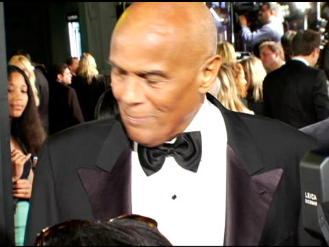 harry belafonte on being in the movie and how life would be different if bobby kennedy hadn't died at the 'bobby' premiere arrivals at grauman's... - harry belafonte stock videos & royalty-free footage