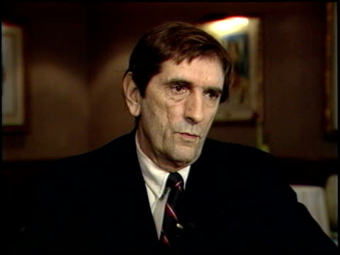harry dean stanton at the los angeles film critics awards 1989 at the bel age hotel in west hollywood, california on january 24, 1989. - 評論家点の映像素材/bロール