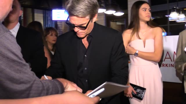 Harry Hamlin Amelia Hamlin at Raising The Bar To End Parkinson's in Sherman Oaks in Celebrity Sightings in Los Angeles