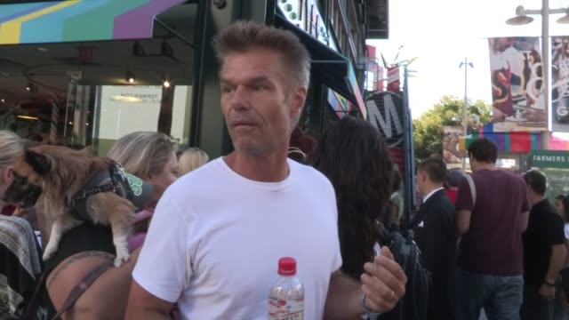 harry hamlin at dylan's candy bar in los angeles 09/08/12 - harry hamlin stock videos and b-roll footage
