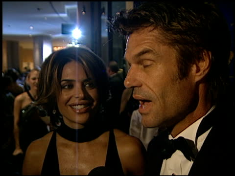 harry hamlin at the carousel of hope ball at the beverly hilton in beverly hills california on october 28 2000 - carousel of hope stock videos and b-roll footage