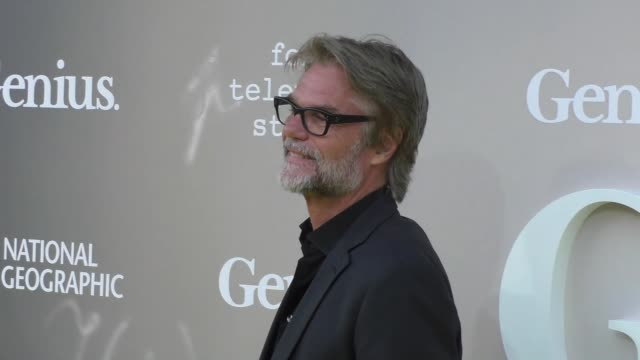 Harry Hamlin at the Premiere Of National Geographic's 'Genius' on April 24 2017 in Los Angeles California