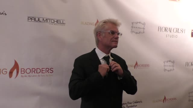 Harry Hamlin at the Second Annual Legacy Gala at Casa Del Mar in Santa Monica at Celebrity Sightings in Los Angeles on November 20 2015 in Los...