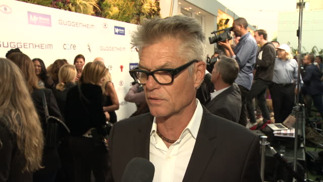 interview harry hamlin on the event at the brent shapiro foundation summer spectacular 2019 in los angeles ca - harry hamlin stock videos and b-roll footage