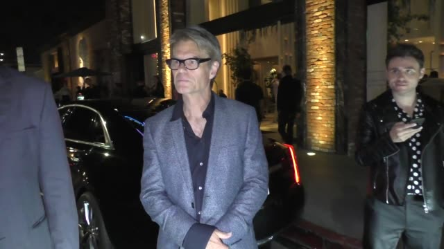 INTERVIEW Harry Hamlin talks about if he would ever do the TV show American Woman outside Avenue Nightclub in Hollywood in Celebrity Sightings in Los...