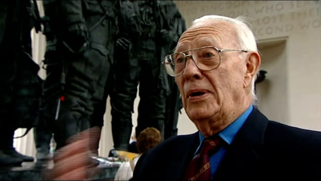 WWII Harry Hooper receives Bomber Command clasp interview and medal ceremony More Flight Lieutenant Harry Hooper interview SOT / Harry Hooper set ups...