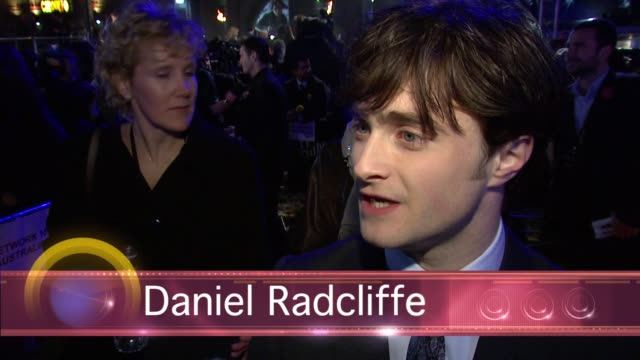 harry potter and the deathly hallows part 1 world premiere - keramiker stock-videos und b-roll-filmmaterial