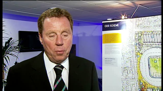 harry redknapp interview white hart lane tottenham hotspur fc int harry redknapp interview continued sot changes i made all came in and were... - tottenham hotspur f.c stock videos & royalty-free footage