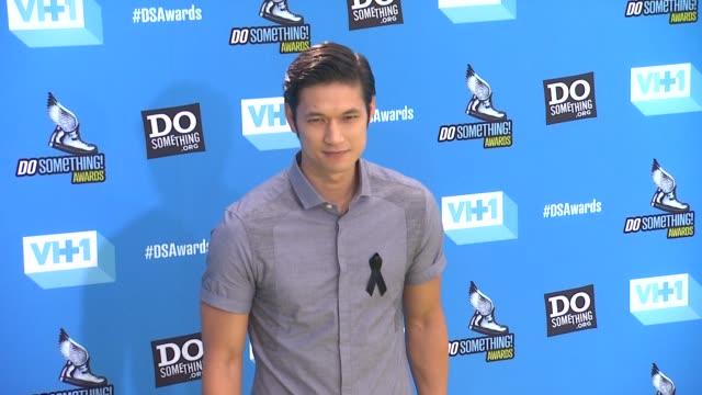 Harry Shum Jr at 2013 Do Something Awards on 7/31/13 in Los Angeles CA