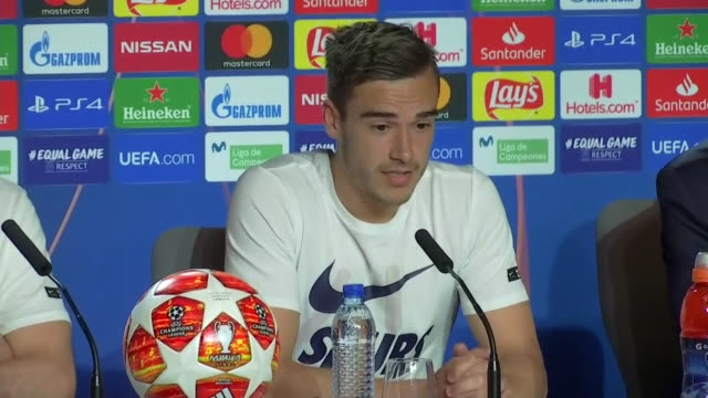 Harry Winks saying the Champions League final will be a special night and an emotional night for everybody involved with Tottenham