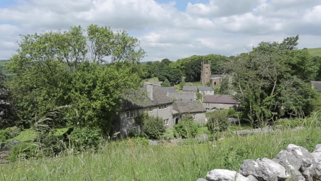 Hartington, Peak District National Park, Derbyshire, England UK, Europe