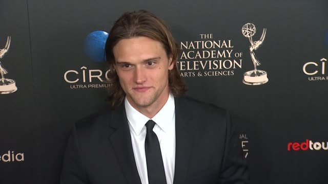 Hartley Sawyer at The 40th Annual Daytime Emmy Awards on 6/16/13 in Los Angeles CA