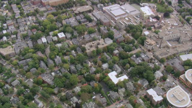 AREIAL Harvard University and surrounding area / Cambridge, Massachusetts, United States
