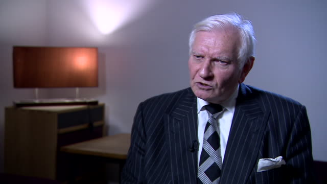 harvey proctor saying he has icy contempt for tom watson for assisting carl beech with false paedophile allegations against him and that he believes... - purity stock videos & royalty-free footage