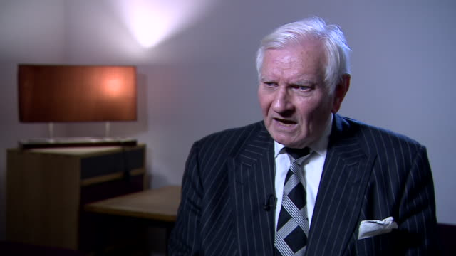 harvey proctor saying he has no money and is unable to plan his future after false paedophile allegations made against him by carl beech in operation... - unschuld stock-videos und b-roll-filmmaterial