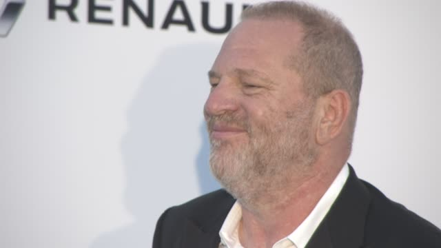Harvey Weinstein at amfAR Gala Cannes 2017 at Hotel du CapEdenRoc on May 25 2017 in Cap d'Antibes France