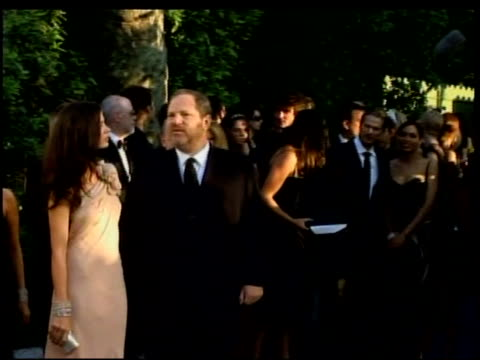 Harvey Weinstein at the amfAR's Cinema Against AIDS in Cannes on May 25 2006