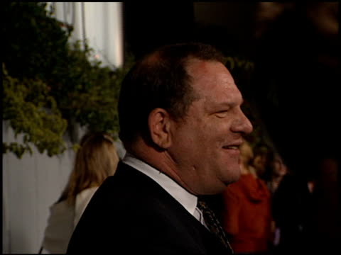 Harvey Weinstein at the 'Dogma' Premiere at Harmony Gold Theater in Hollywood California on November 9 1999