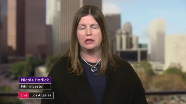 Harvey Weinstein sexual abuse allegations US and UK police launch investigations ENGLAND London GIR DISCUSSION with Jenni Russell Barbara Ntumy in...