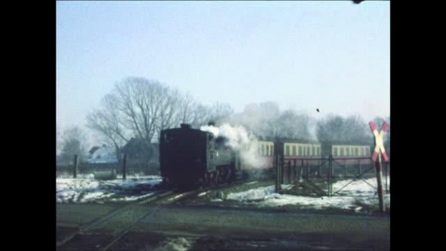 harz narrow gauge railways in 1978 (gdr) - 1978 stock videos & royalty-free footage