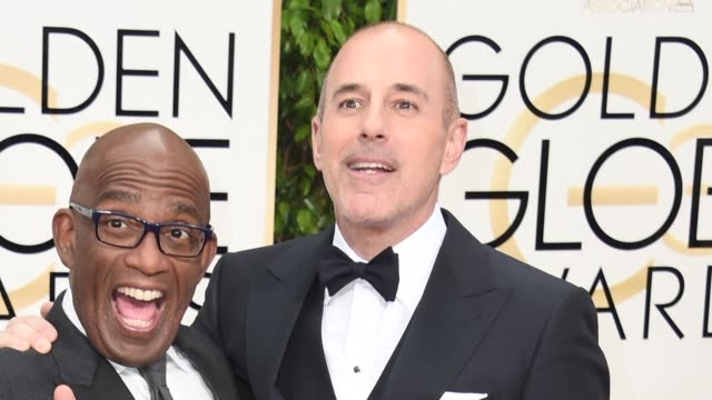 has fired matt lauer a well known morning news anchor for what the company described as inappropriate sexual behavior in the workplace - matt lauer stock videos & royalty-free footage