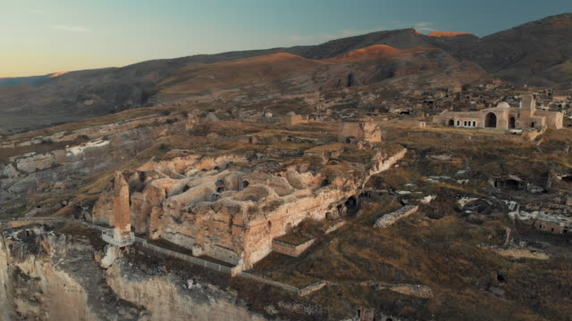 hasankeyf, batman, turkey - turchia video stock e b–roll