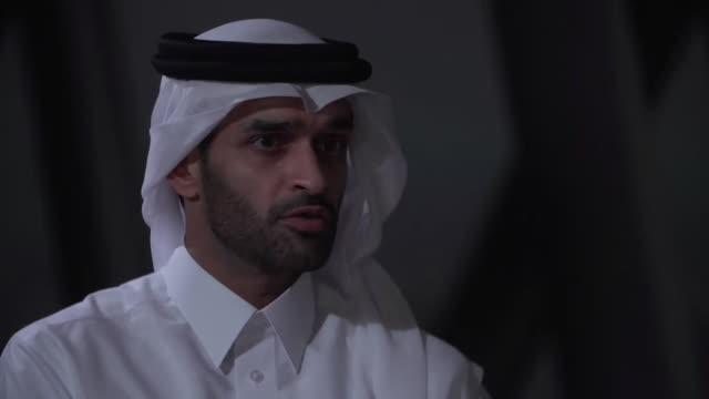 Hassan AlThawadi Head of Delivery Qatar 2022 interview says everyone is welcome and its an opportunity to bring people together and learn about our...