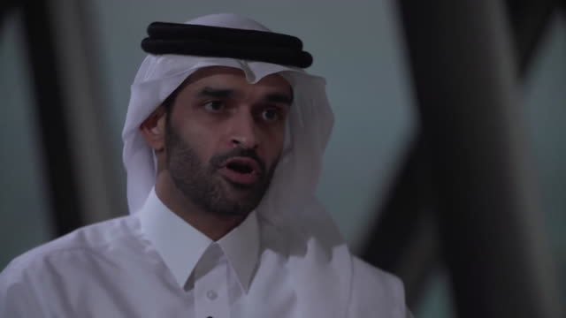 Hassan AlThawadi Head of Delivery Qatar 2022 interview talks about alcohol at the World Cup tournament