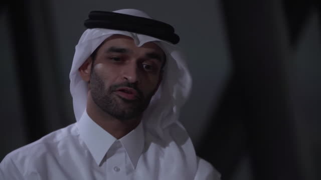 Hassan AlThawadi Head of Delivery Qatar 2022 interview welcomes fans to Qatar and encourages them to come to World Cup