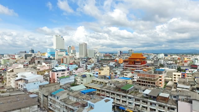 hat yai city, thailand - songkhla province stock videos and b-roll footage