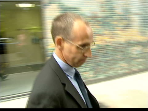 manslaughter charges news at ten john draper england london cms rail managers away from police station and to car after being charged with... - hatfield stock videos and b-roll footage