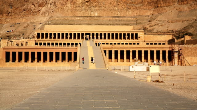 Hatshepsut's Temple in Luxor Egypt