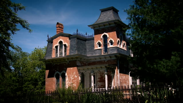 Haunted House Creepy
