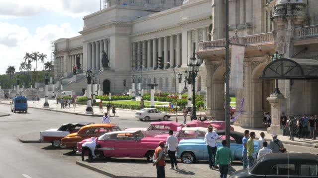Havanna Centro mit Oldtimer
