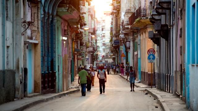 Havanna Street Scene-Cuba