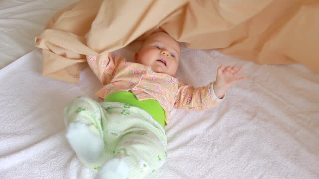 have fun playing with baby - hugging self stock videos & royalty-free footage