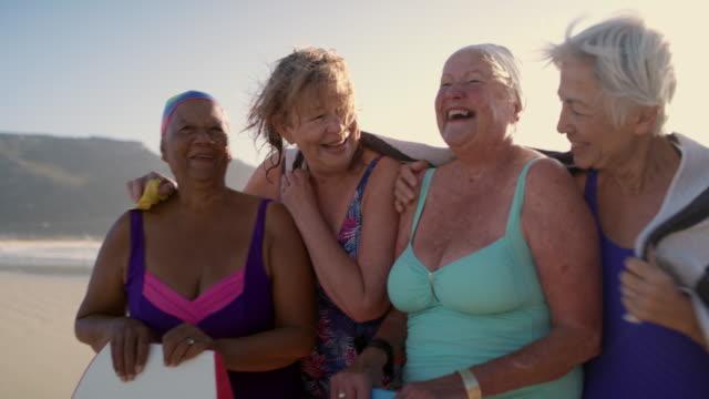 having a blast on the beach - bonding stock videos & royalty-free footage
