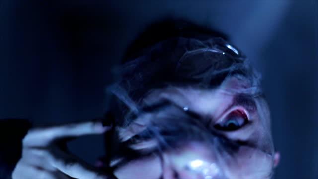 stockvideo's en b-roll-footage met hebben een nachtmerrie - verlaten slechte staat