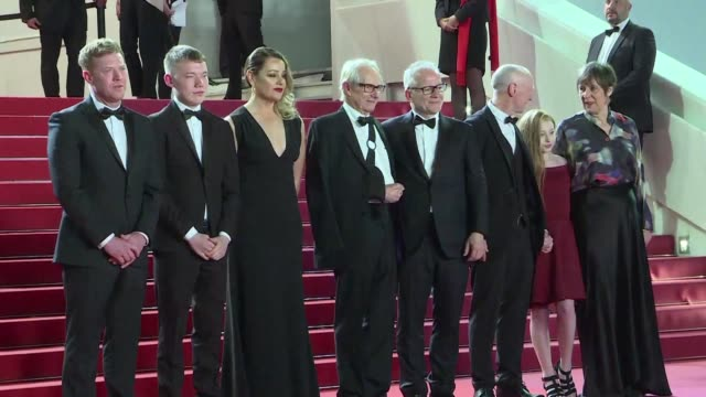 FRA: Ken Loach back at Cannes festival with Sorry We Missed You