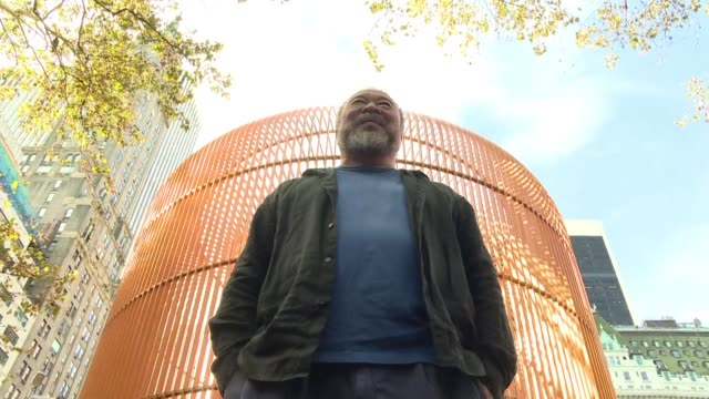 Having worked his way through refugee camps filming migrants across the world Chinese artist Ai Weiwei celebrates New York a city as diverse as they...