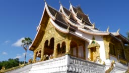 Haw Pha Bang Royal Temple Luang Prabang Laos