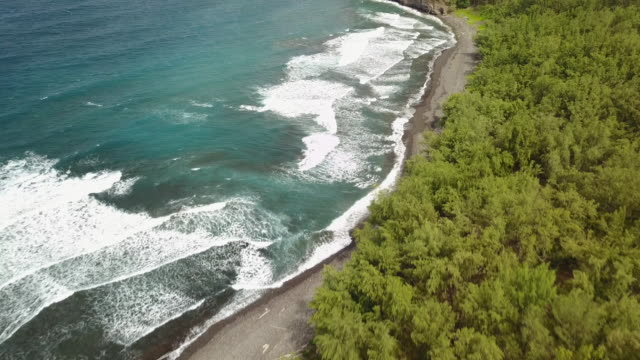 hawaii coast line - valley stock videos & royalty-free footage