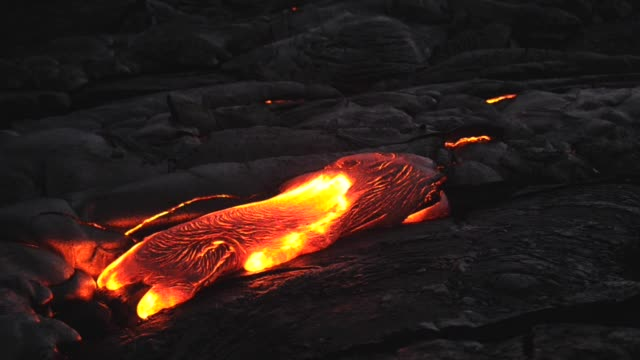 hawaii lava flow - 1959 stock videos & royalty-free footage