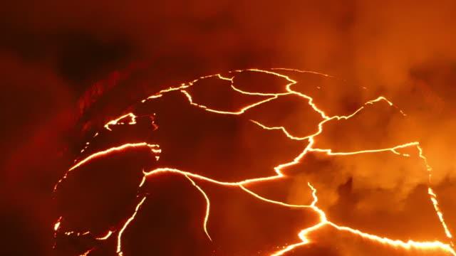 Hawaii lava lake