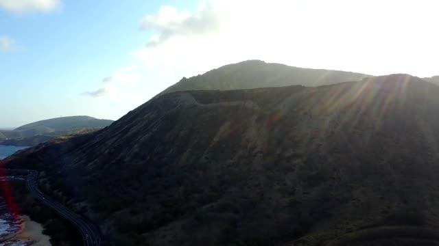 Hawaii Mountain Ridge