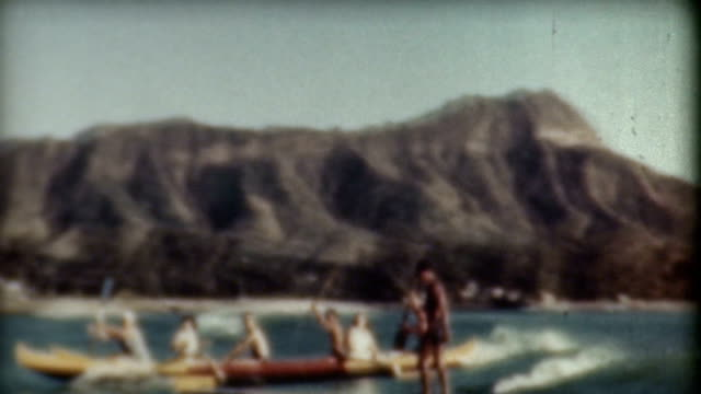 Hawaii Surfing 1940's