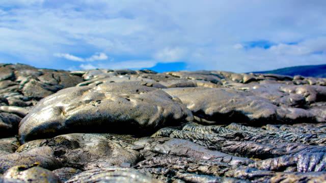 hawaii volcanoes national park - erupting stock videos & royalty-free footage