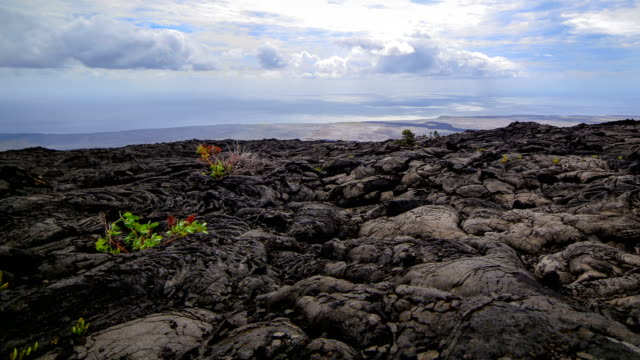 hawaii volcanoes national park - kilauea stock videos & royalty-free footage