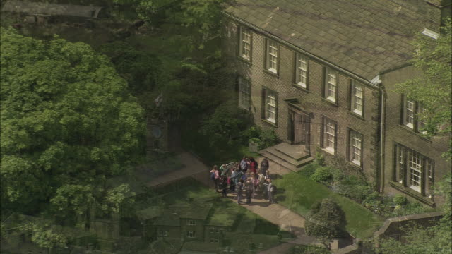 Haworth And Bronte's House
